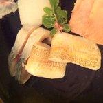 小石川 かとう - キスの酢ジメ