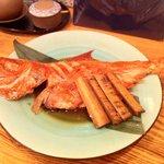 小石川 かとう - 金目鯛の煮付け