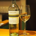 ilifune - 白:Tolloy Pinot Grigio 2015/Italy