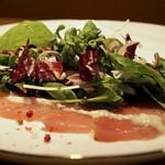 ilifune - 鮮魚のカルパッチョ