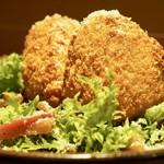 ilifune - 鶏めしコロッケ(ライスコロッケ)