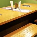 ilifune - テーブル席