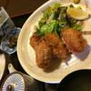 旬彩処 ひがし小路 - 料理写真:カキフライ定食