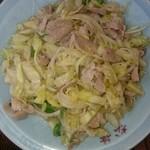 松華 - 肉野菜