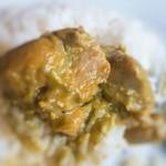 インドカレー カマナ - 鶏肉