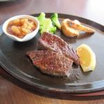 WORLD DINER - 和牛ハラミステーキ 2980円+Tax