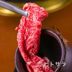 千山閣 - 特製のタレで焼き上げる『壺カルビ』