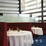 レストラン タテル ヨシノ 銀座 - デート利用に最適なゆったりサイズのソファ席