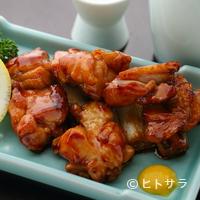 神田まつや - 肉の旨みが凝縮された常連好みの一品『焼鳥』