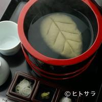 神田まつや - 蕎麦の風味と食感を楽しむ『そばがき』