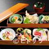 鳥羽甚 - 料理写真:正統派会席料理を気軽に楽しめる『幕の内弁当・深雪御膳』