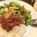Restaurant Bar Garden - タコライス