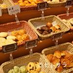 もがみ - ランチでは、焼きたての自家製『パンの食べ放題』を楽しめます