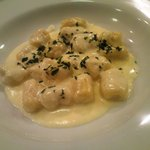 ラ・ムーズィカ - 広島産ジャガイモのニョッキ 2種のチーズソース