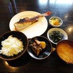 ペンギン食堂 - 料理写真:赤魚鯛の定食