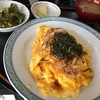 旬亭 - 料理写真:人気のオムとん 1200円