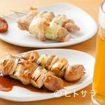ペニーレーン - こんがり焼けた鶏とネギの香ばしさが魅力『焼き鳥 ネギ間』
