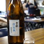 御代桜醸造 - 御代櫻仕込水