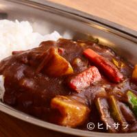 カレーのチカラ - 道産食材の野菜を使った『野菜カレー』