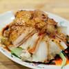 駱駝 - 料理写真:豚の薄切り辛味ソースがけ