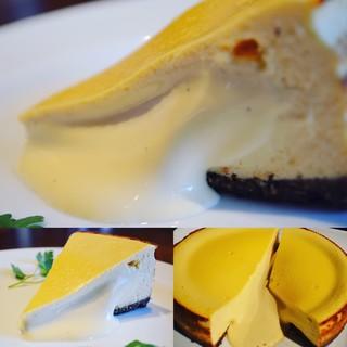 【リピーター多数】幻のチーズケーキ¥600