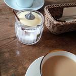 65384095 - コーヒー牛乳