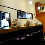 テーストオブインディア - 店内風景