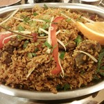 テーストオブインディア - ビリヤニのアップ