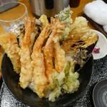 宝 - えび天丼