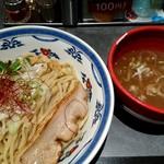 つけ麺や 武双 - 鶏魚介つけ麺