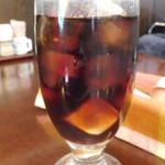 味楽亭 - アイスコーヒー
