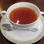 味楽亭 - 紅茶