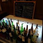 メケメケ - 2,500円/60分・日本酒飲みほー実施中だそうです