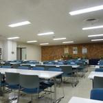 福岡県警察本部 食堂 -