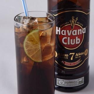 キューバンカクテルを楽しもう!