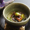 うなぎと季節野菜のトロロ蒸し