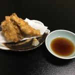 65391253 - なまずの天ぷら(1050円)