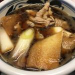 65391496 - 肉汁糧うどん(880円)