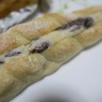 ローゲンマイヤー - レーズンバターのパン