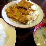 モーニング - 料理写真:豚ロースのピカタ定食!
