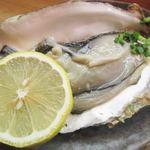 おさかな処 かね吉 - 大船渡産 生牡蠣