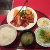 朝鮮飯店 - 料理写真:スタミナセット♪