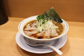麺やマルショウ 地下鉄新大阪店 - 醤油中華蕎麦☆