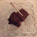 和bar 真乃和 - チョコレートケーキ