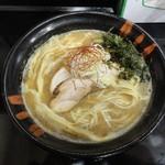 雁木 - 魚節醤油拉麺