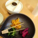 FUMUROYA CAFE - 香の物