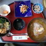 654914 - 冷麺定食