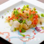 すずき - 四季を感じる『旬の食材 サラダ仕立て〜オリーブオイル風味〜』