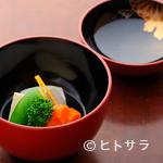 すずき - 食材の旨みを堪能『野菜の炊き合わせ』