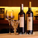 すずき - 日本料理とワインの組み合わせも楽しめます